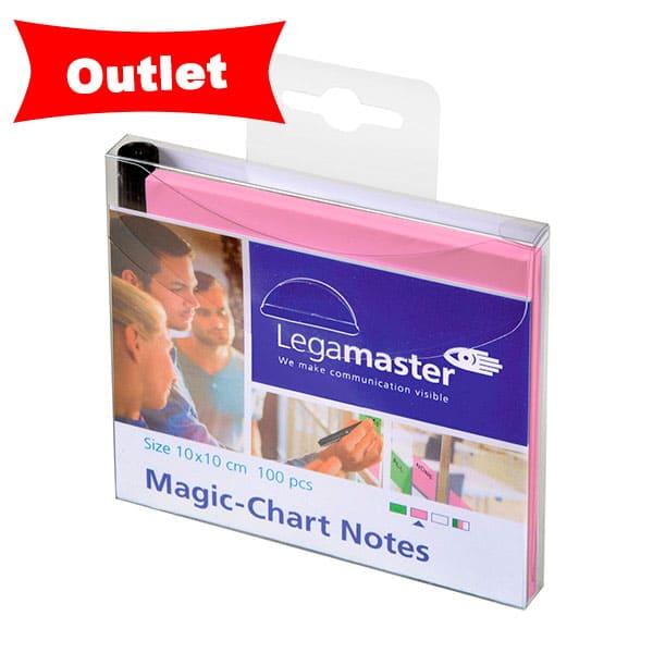 3x2 Magic Chart Notes 10x10cm ROSA