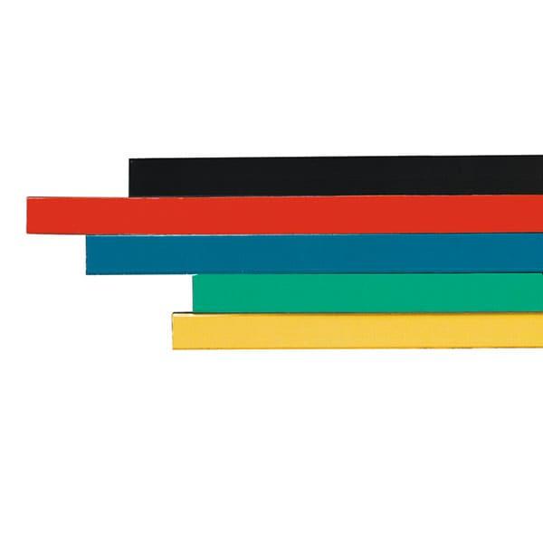Tiras magnéticas 12 unidades, 5x300 mm color azul